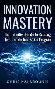 Innovation Mastery - book cover