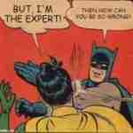 Why Experts Are Usually Wrong